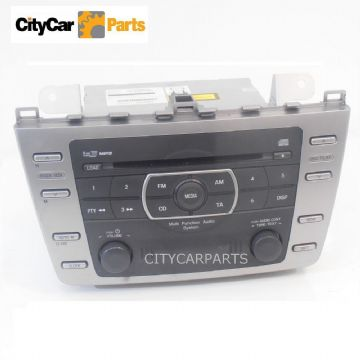 MAZDA 6 MODELS FROM 2007 TO 2012 CD / MP3 PLAYER RADIO STEREO GS1F669RXA KA058
